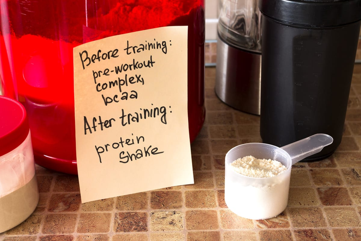 Why Supplements are Crucial to Build Muscle