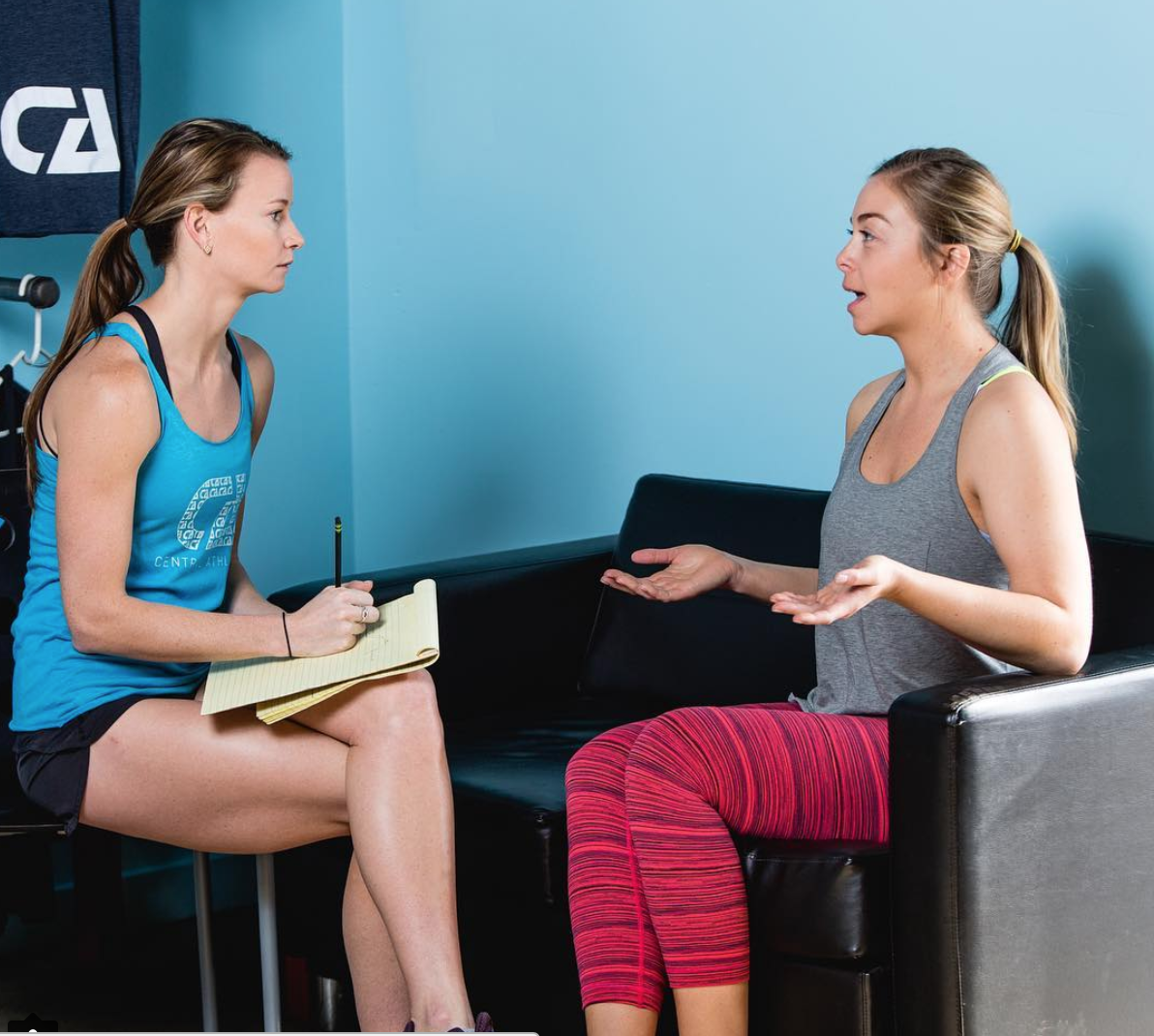 Monthly consultation with your Coach
