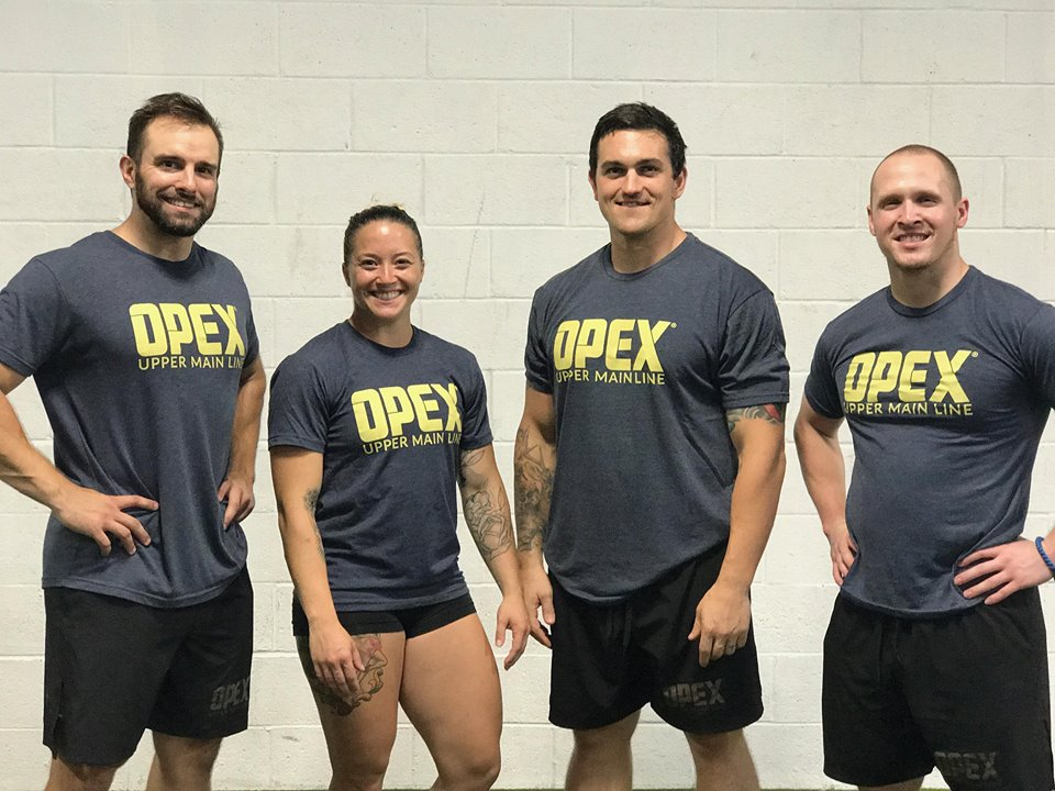 OPEX Upper Main Line Team